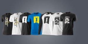 Sublimação em Curitiba - Camisetas Personalizadas - Fera Camisetas